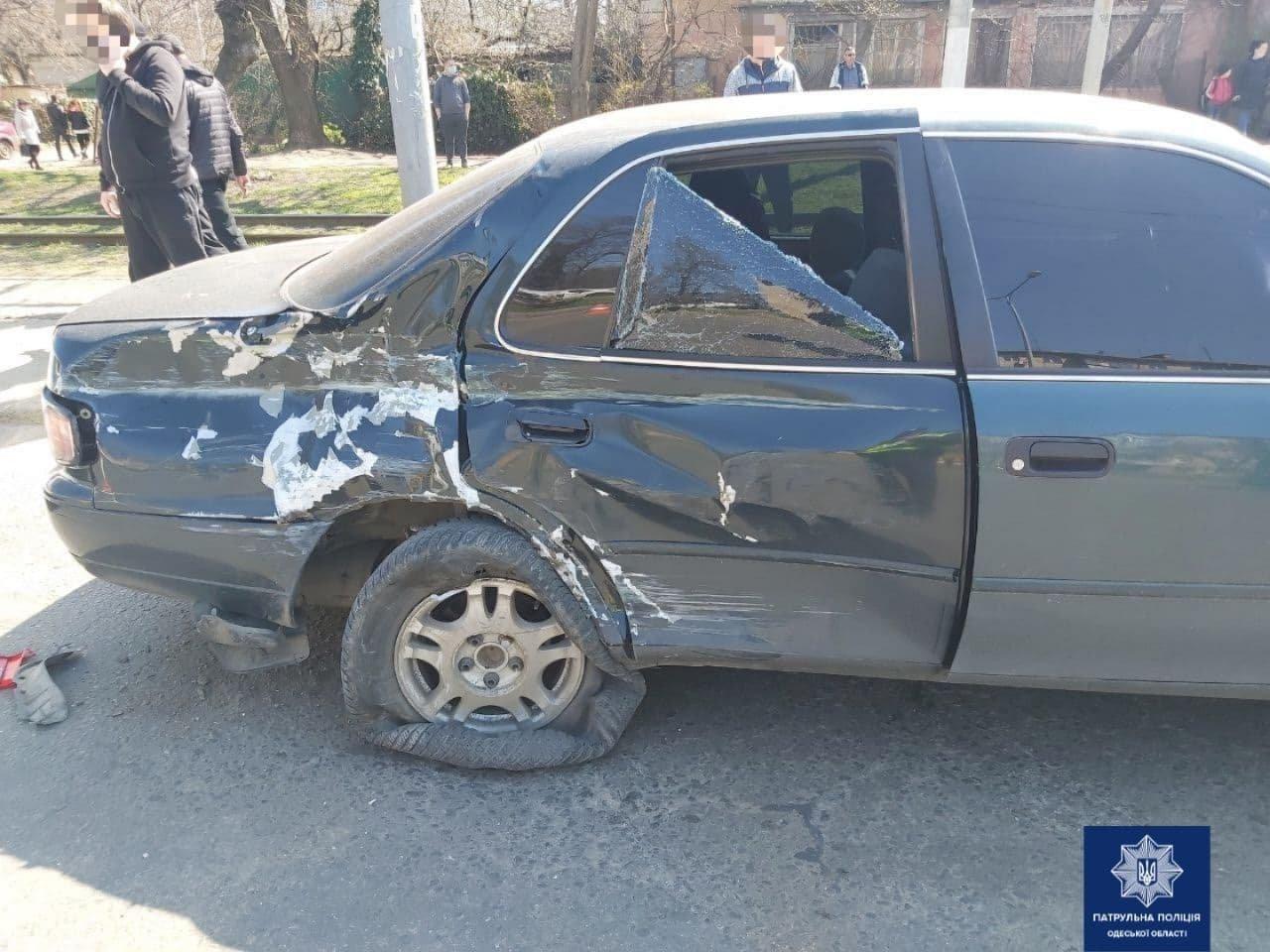 Есть пострадавшие: появились подробности ДТП с участием трамвая в Одессе, - ФОТО, ВИДЕО , фото-2