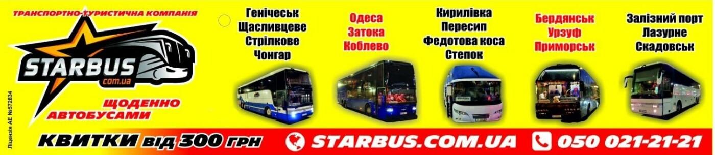 Автобусы на море: как добраться и откуда выехать, фото-1