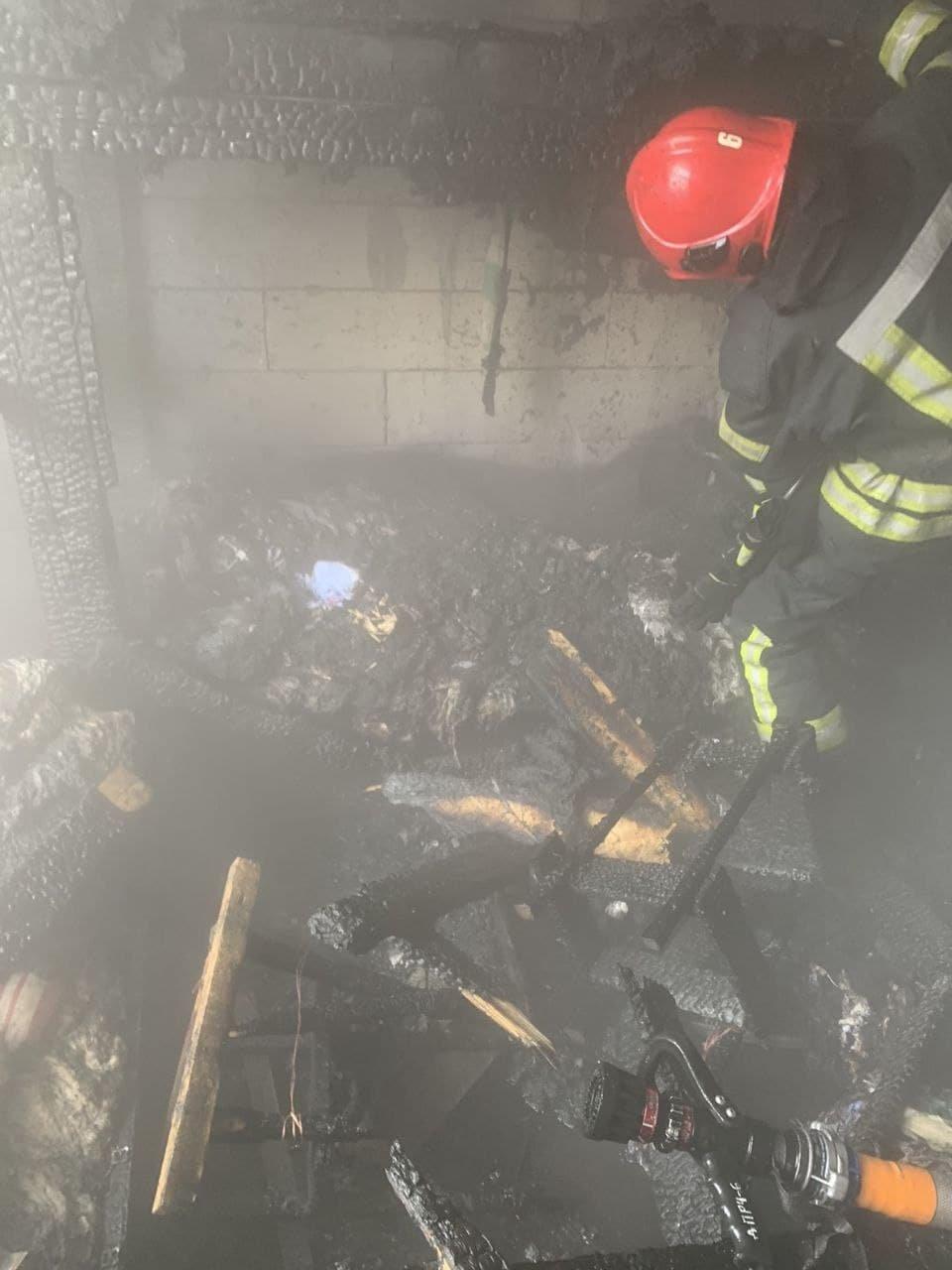 В Одесской области горел двухэтажный жилой дом, - ФОТО, фото-1