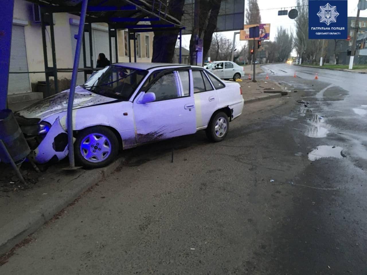 В Одессе по вине пьяного водителя в ДТП пострадали три человека, - ФОТО, фото-2