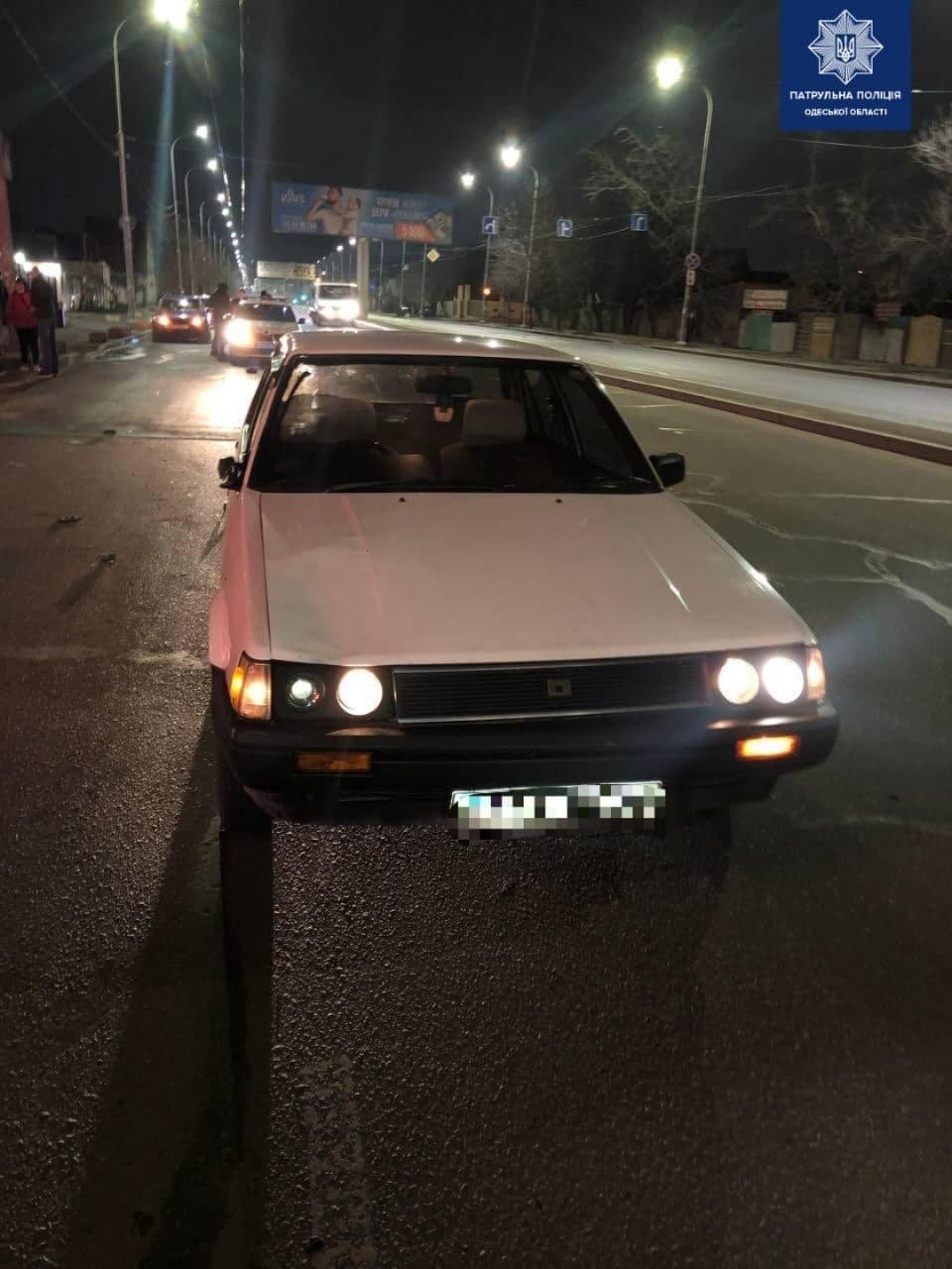 В Одессе автомобиль насмерть сбил пешехода, - ФОТО, фото-1