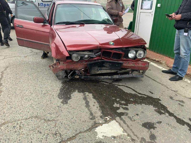 """Дрифт на """"7 километре"""" в Одессе закончился аварией, - ФОТО, ВИДЕО , фото-1"""