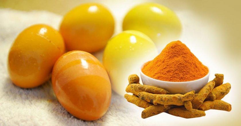 Десять способов покрасить яйца к Пасхе натуральными красителями, фото-2