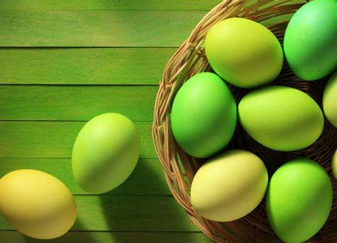 Десять способов покрасить яйца к Пасхе натуральными красителями, фото-6