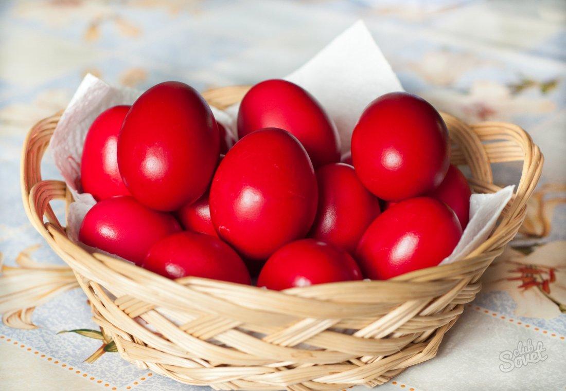 Десять способов покрасить яйца к Пасхе натуральными красителями, фото-10
