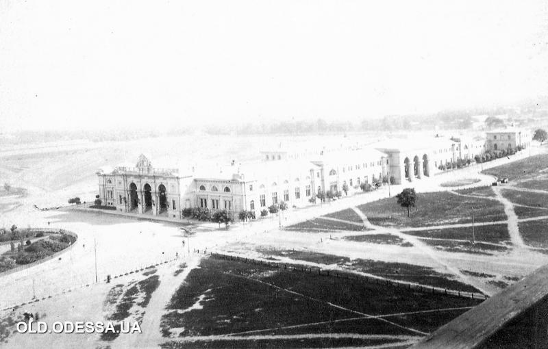 Как менялся Одесский железнодорожный вокзал от императора Александра II до СССР, - ФОТО, фото-2