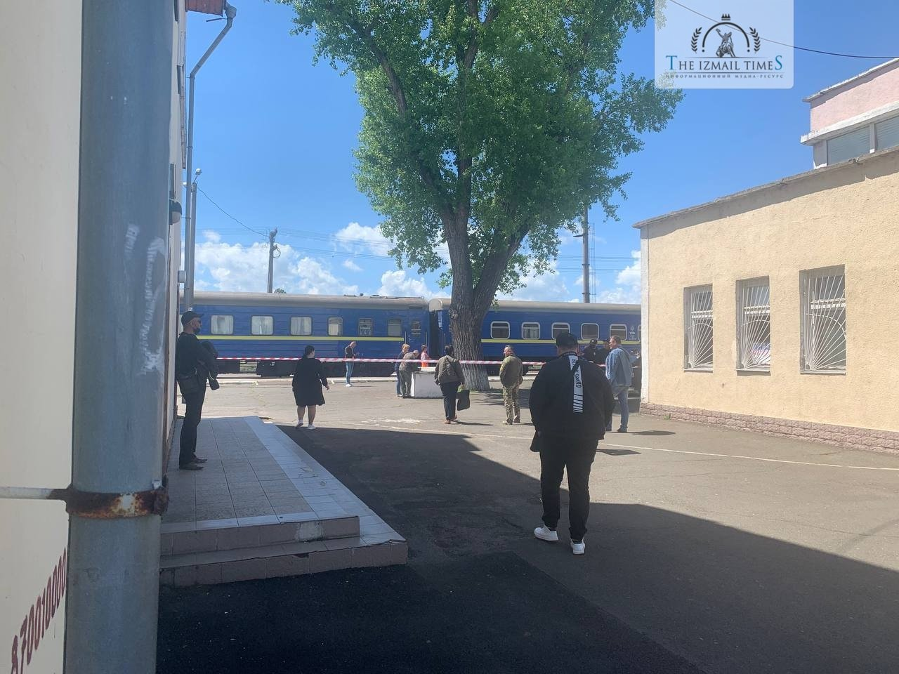 В Одесской области мужчина застрелился на вокзале, - ФОТО, фото-3