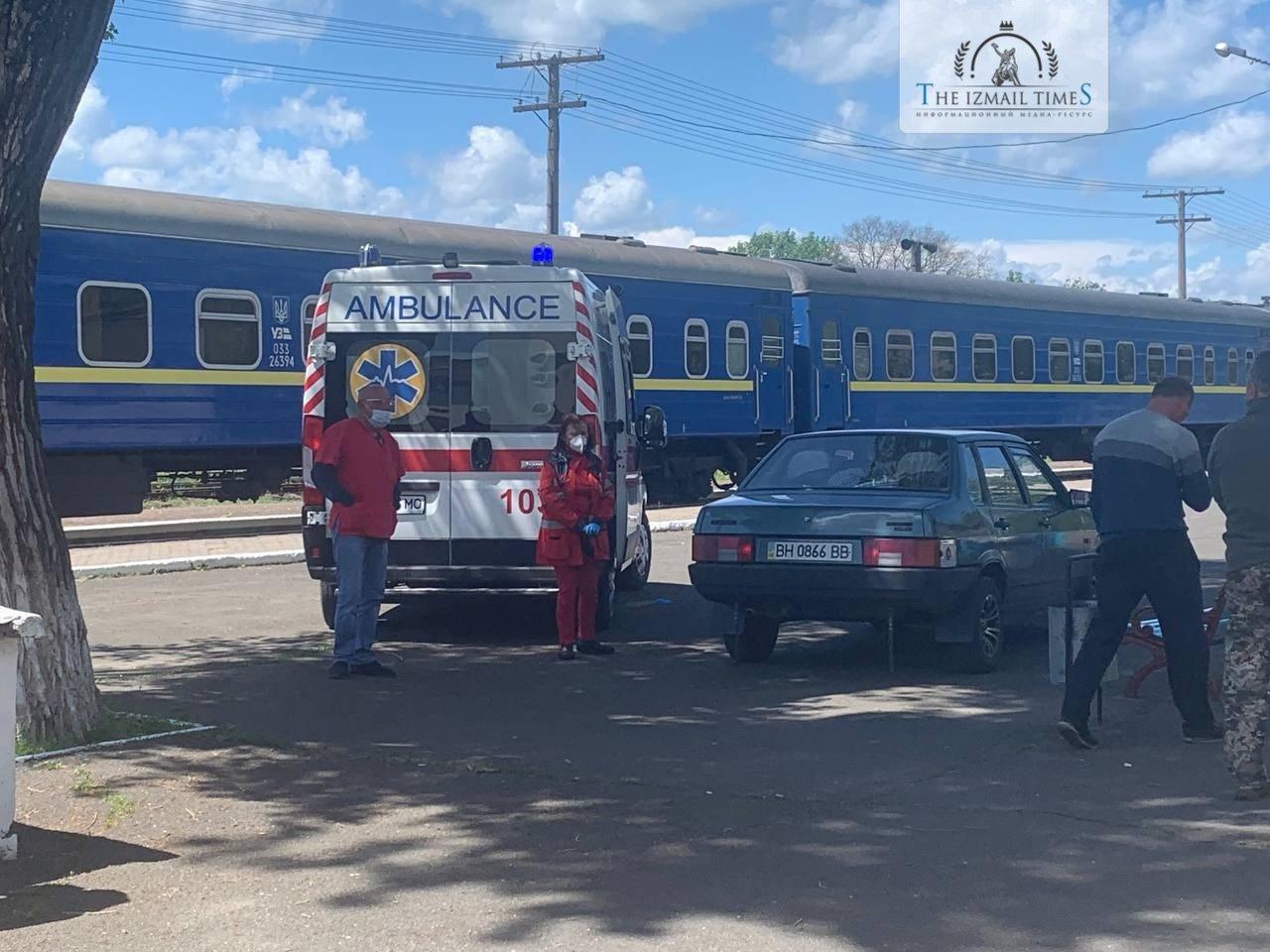 В Одесской области мужчина застрелился на вокзале, - ФОТО, фото-2
