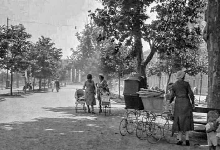 Старая Одесса: подборка атмосферных кадров, сделанных много лет назад, - ФОТО, фото-4