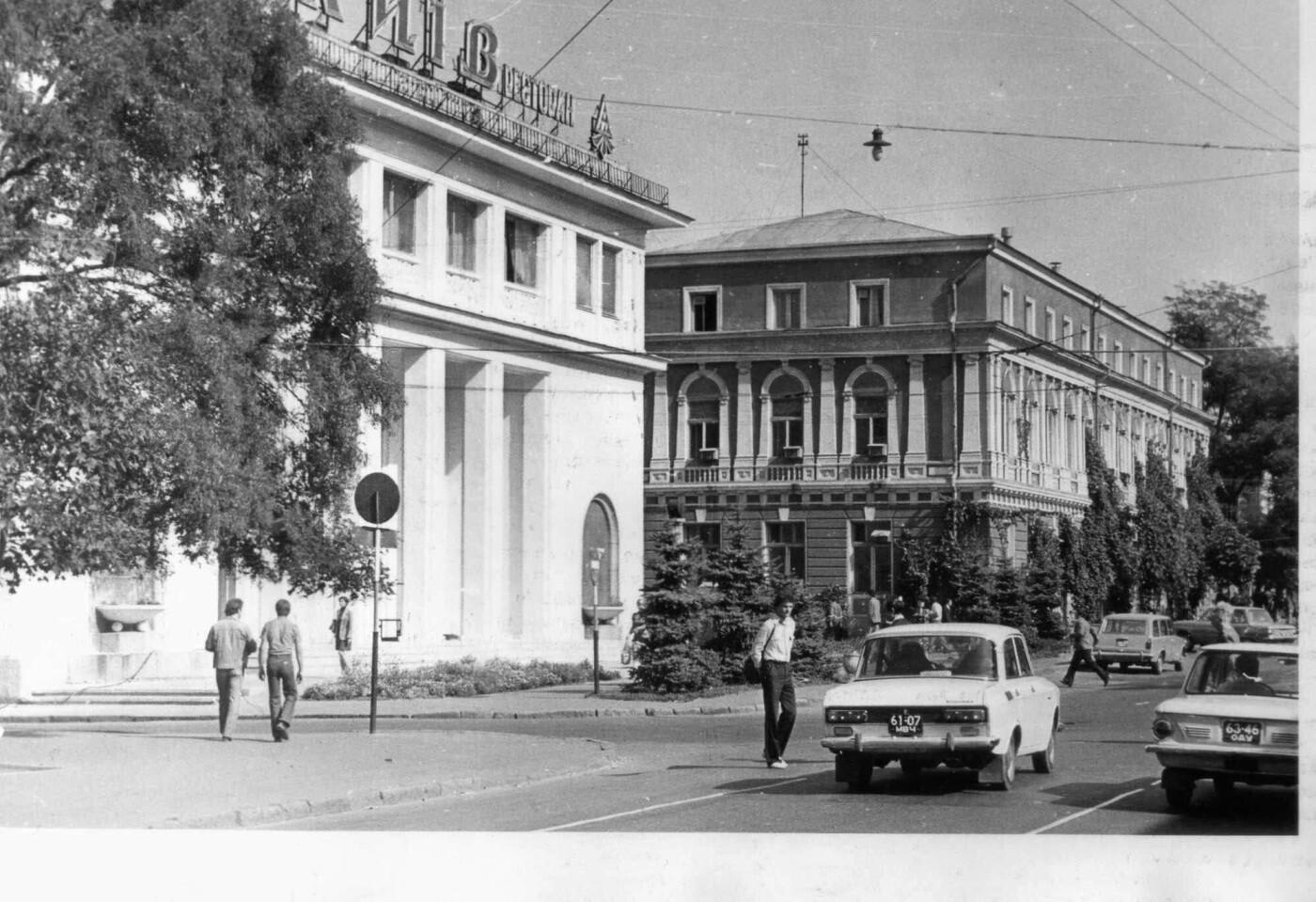 Старая Одесса: подборка атмосферных кадров, сделанных много лет назад, - ФОТО, фото-1