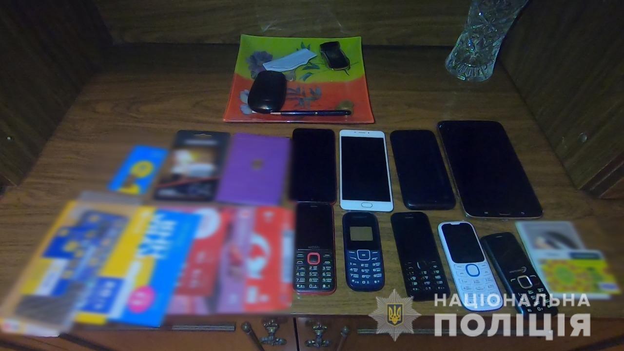 Оформляли кредиты на поддельные документы: в Одессе задержали мошенников, фото-1