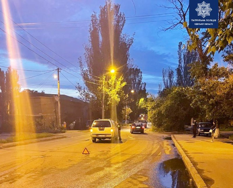 В Одессе в Суворовском районе водитель сбил ребенка, - ФОТО, фото-1