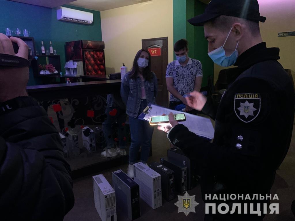 В Одессе полицейские закрыли подпольное казино, - ФОТО , фото-3
