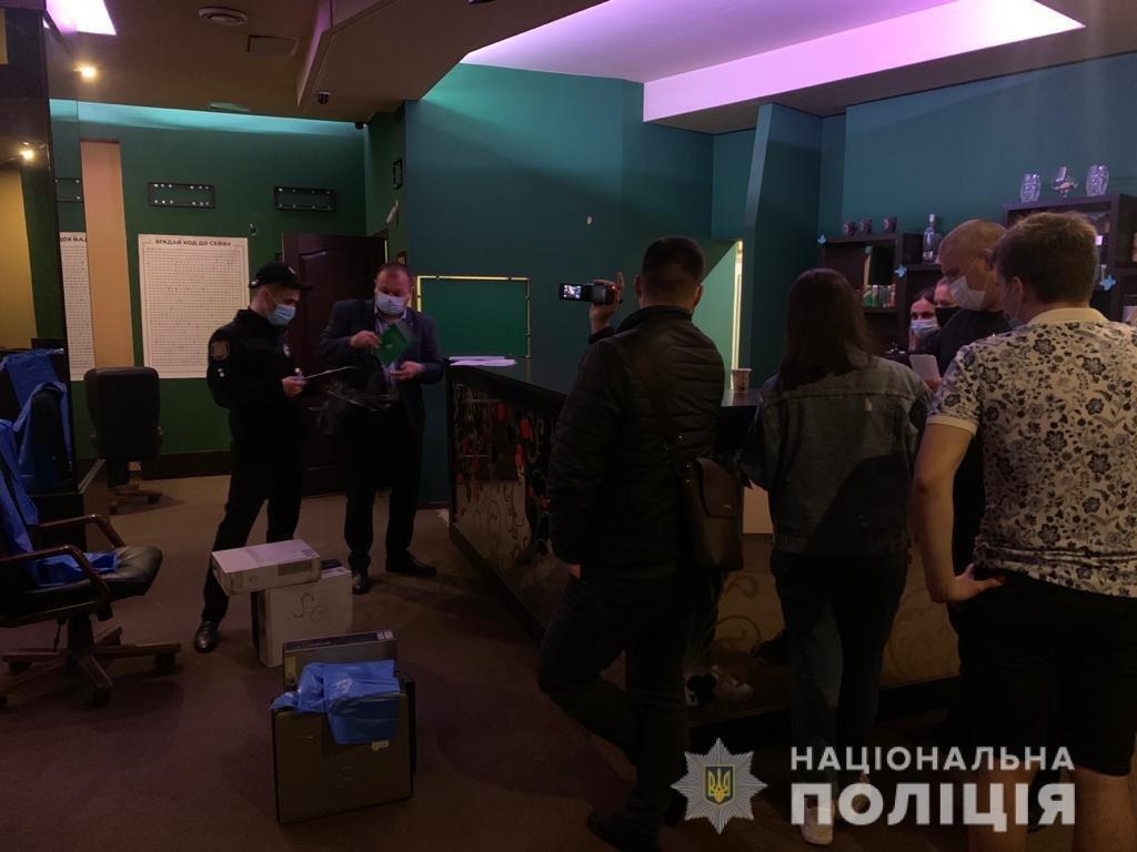 В Одессе полицейские закрыли подпольное казино, - ФОТО , фото-5