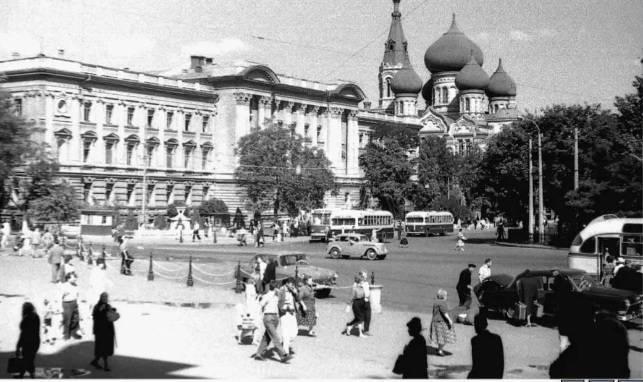 Старая Одесса: подборка атмосферных фотографий, сделанных много лет назад, - ФОТО, фото-7