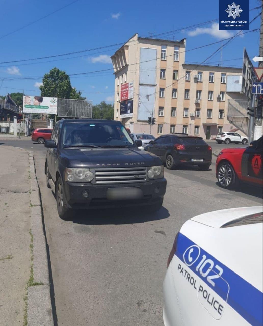 В Одессе внедорожник сбил 10-летнюю девочку, - ФОТО, фото-1