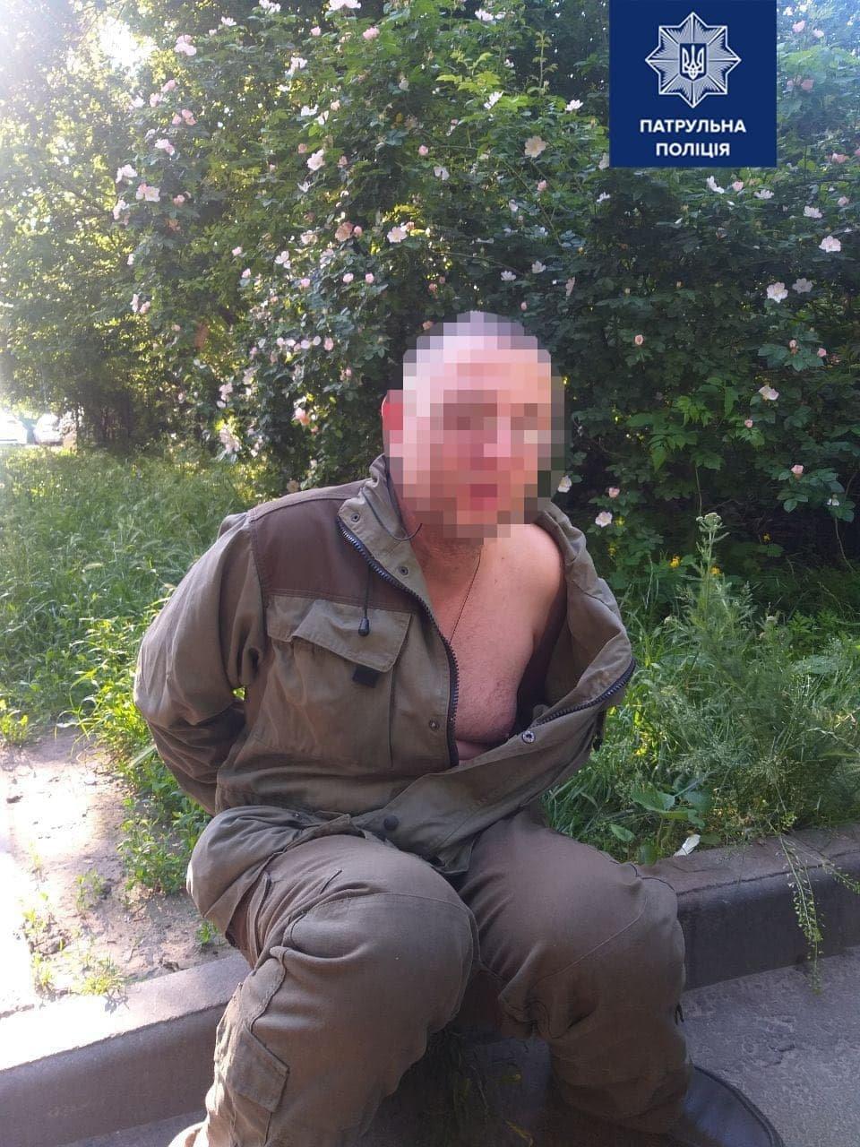 В Одессе полиция задержала мужчину за учебные гранаты, - ФОТО, фото-2