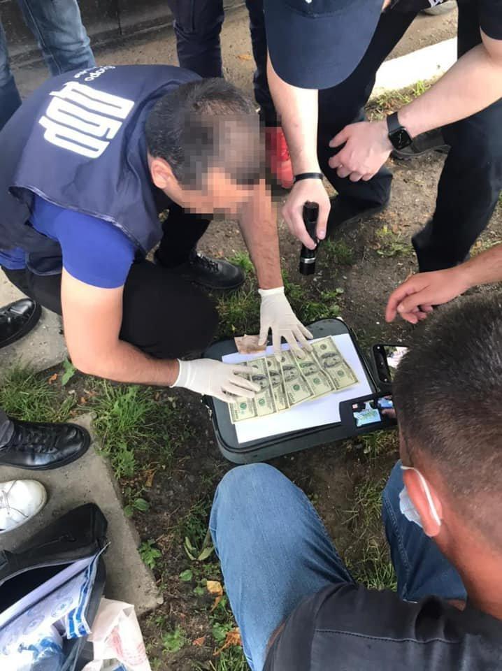 Военнослужащий из Одесской области попался на взятке, - ФОТО, фото-1