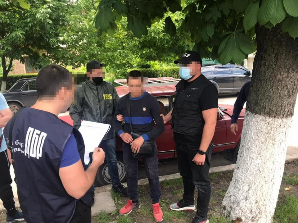 Военнослужащий из Одесской области попался на взятке, - ФОТО, фото-2