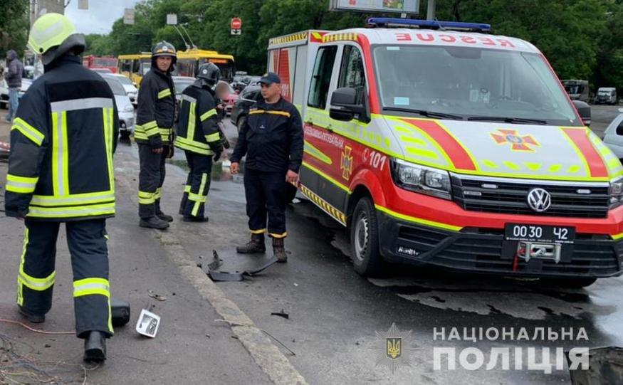 Погиб подросток и двое взрослых: полиция выясняет обстоятельства двух ДТП в Одессе, - ФОТО, фото-3
