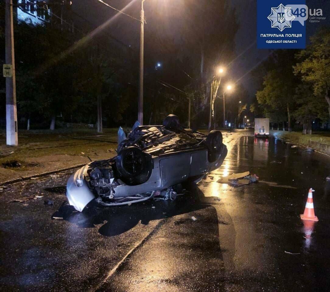 Погиб подросток и двое взрослых: полиция выясняет обстоятельства двух ДТП в Одессе, - ФОТО, фото-5