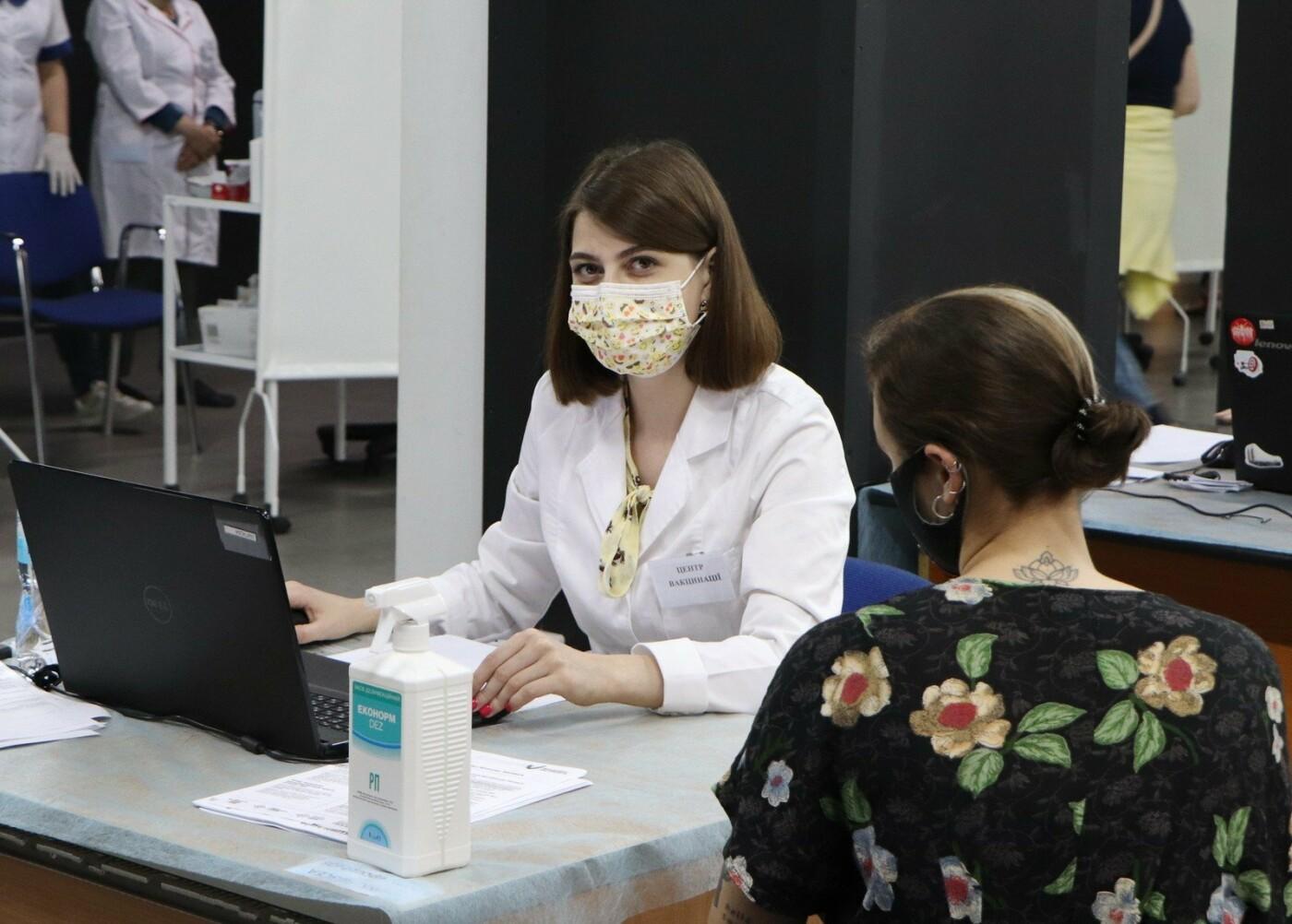 В Одессе снова прошла массовая вакцинация, - ФОТО, фото-1