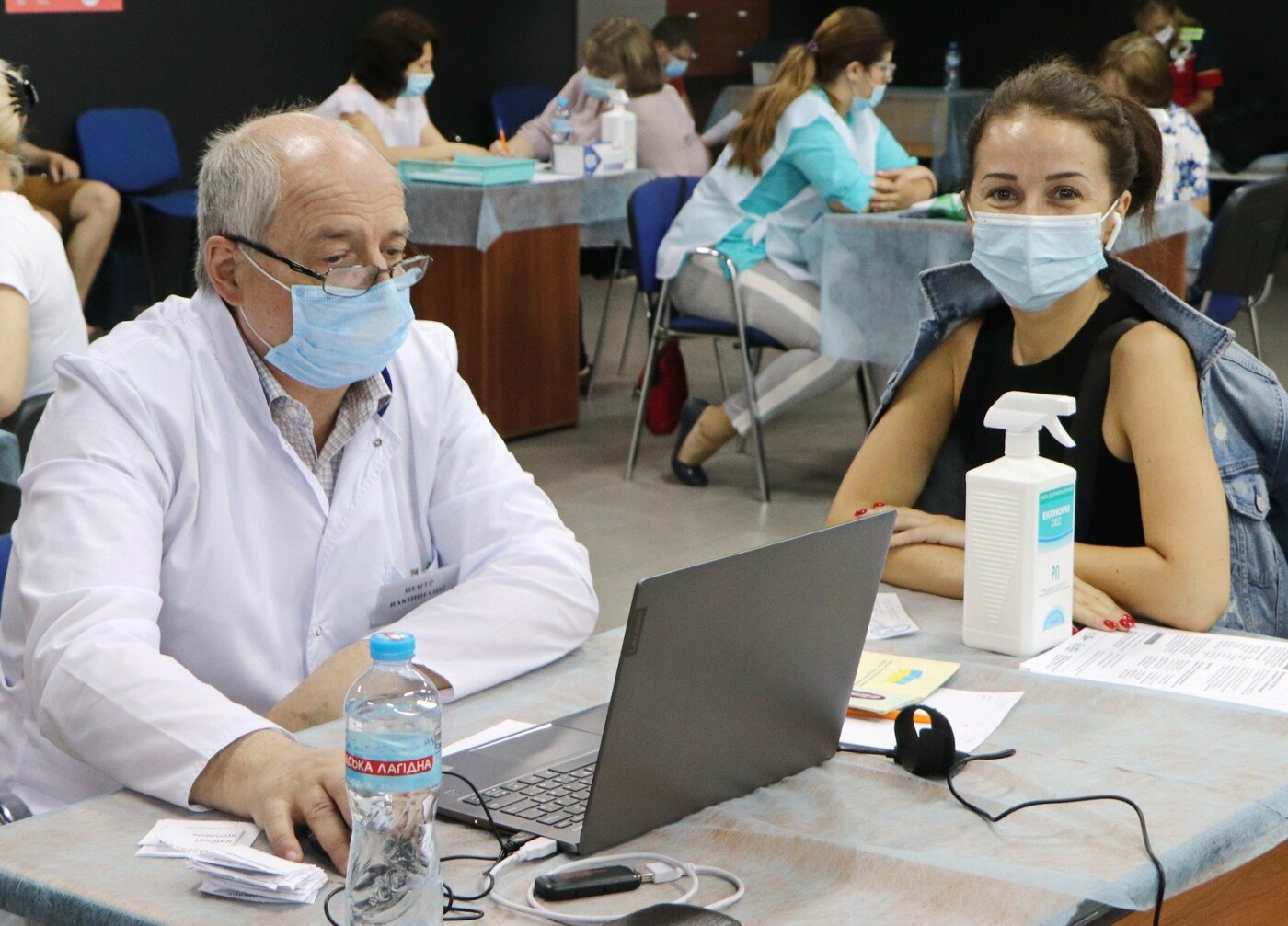 В Одессе снова прошла массовая вакцинация, - ФОТО, фото-2
