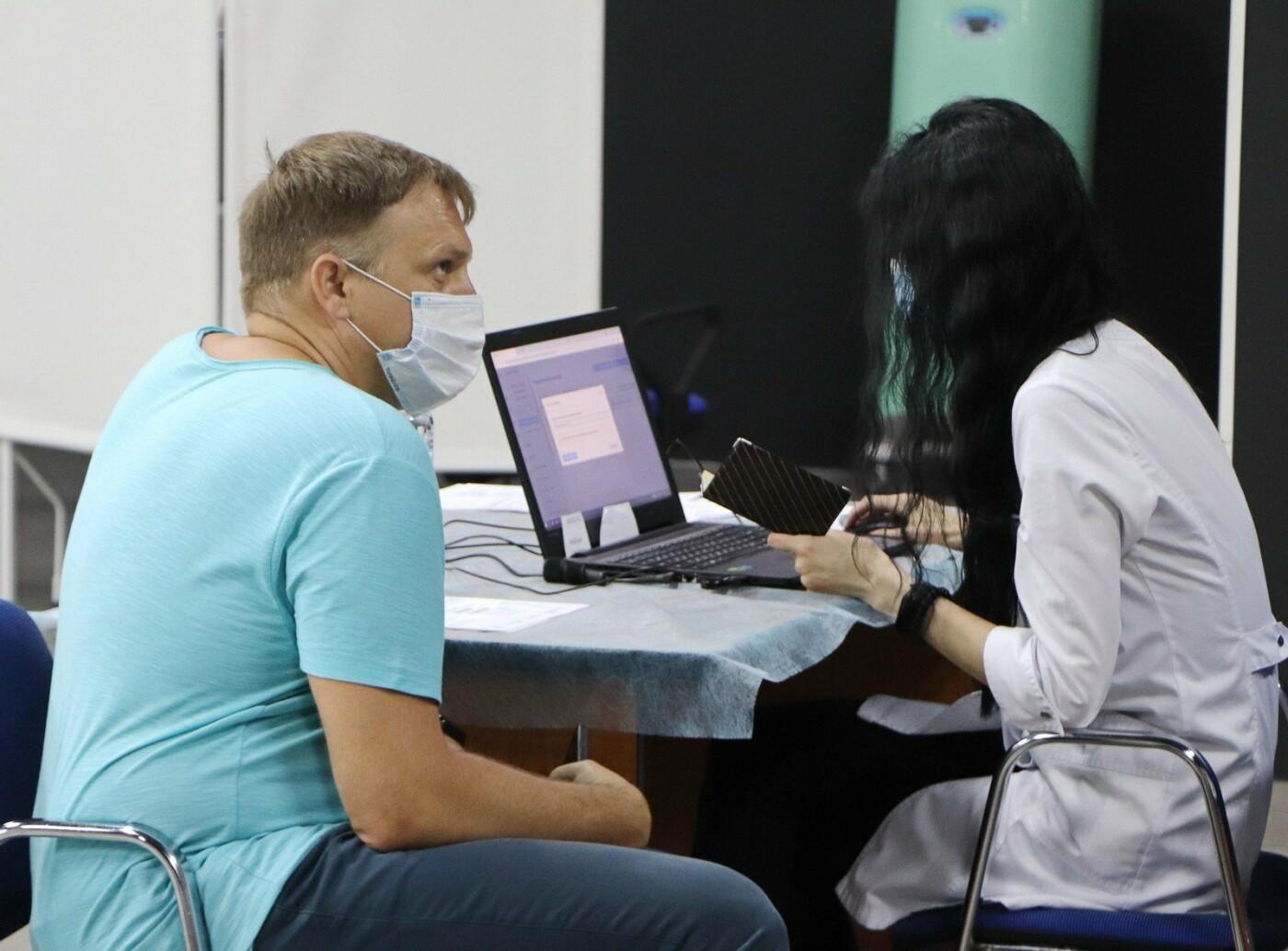 В Одессе снова прошла массовая вакцинация, - ФОТО, фото-9
