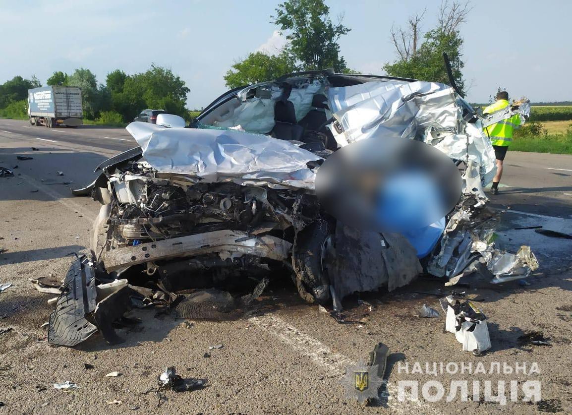 На трассе Киев-Одесса произошло смертельное ДТП, - ФОТО, фото-2