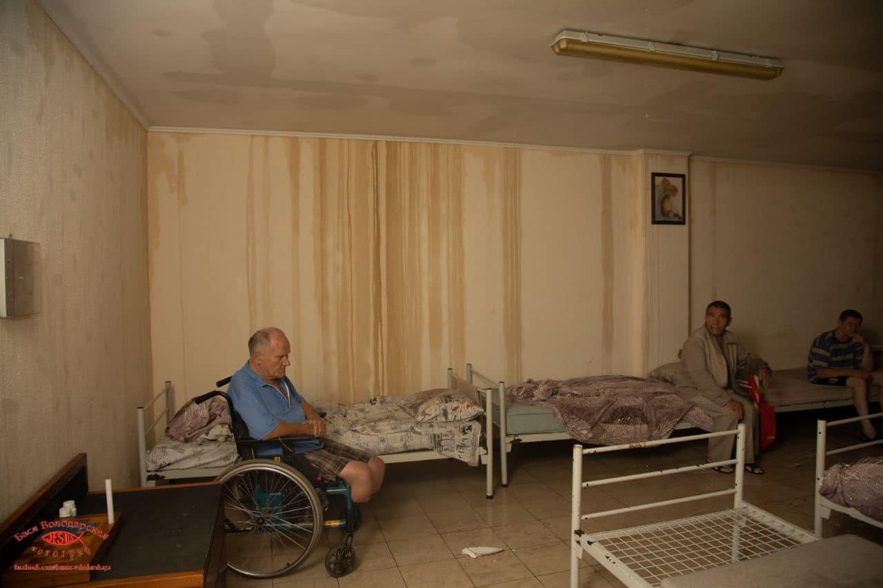 В одесском приюте для пожилых людей из-за ливня сорвало крышу, - ФОТО, фото-20