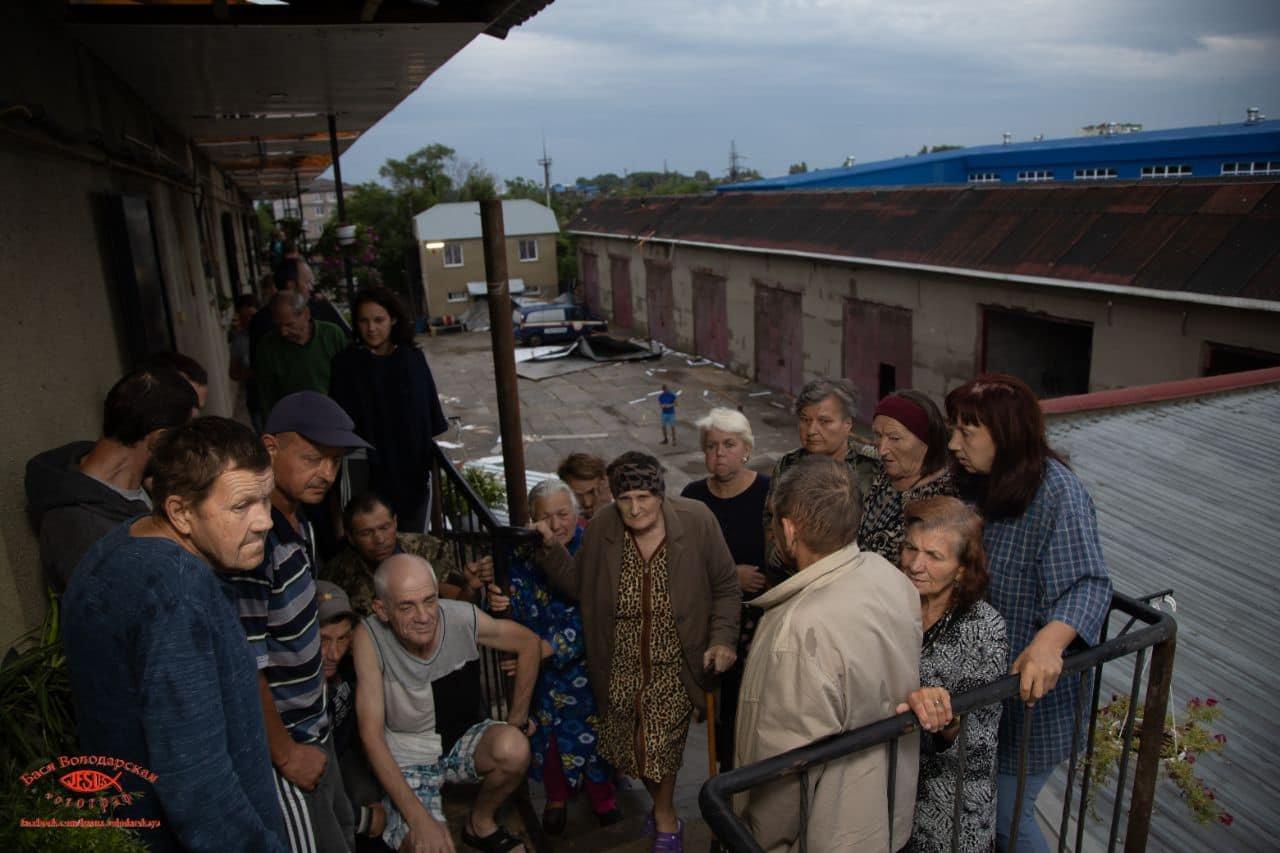 В одесском приюте для пожилых людей из-за ливня сорвало крышу, - ФОТО, фото-16