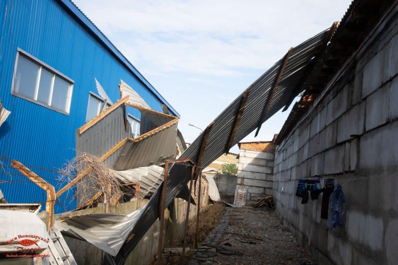 В одесском приюте для пожилых людей из-за ливня сорвало крышу, - ФОТО, фото-15