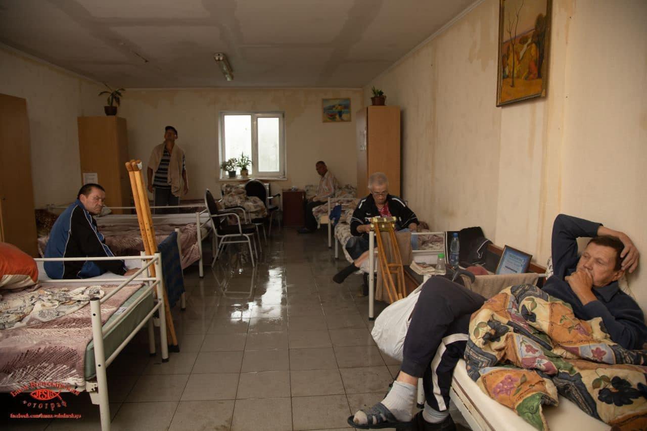 В одесском приюте для пожилых людей из-за ливня сорвало крышу, - ФОТО, фото-14