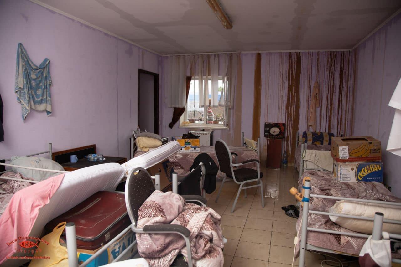 В одесском приюте для пожилых людей из-за ливня сорвало крышу, - ФОТО, фото-7