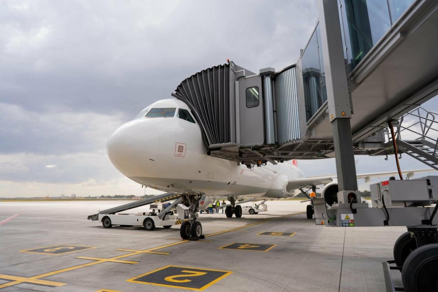 В одесском аэропорту заработал телетрап, - ФОТО, фото-2