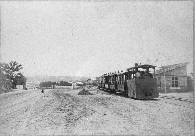 """Конки, кучеры и """"Ванька головатый"""": как переулок у трамвайного депо в Одессе стал Ватманским, фото-1"""