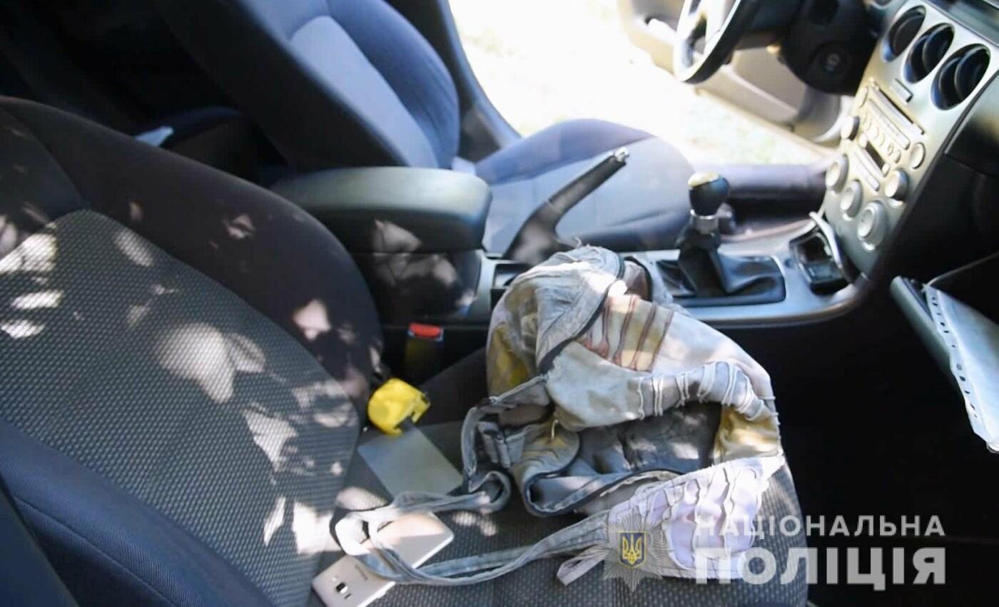 В Одессе иностранцы обокрали за час два автомобиля, - ФОТО, ВИДЕО  , фото-2