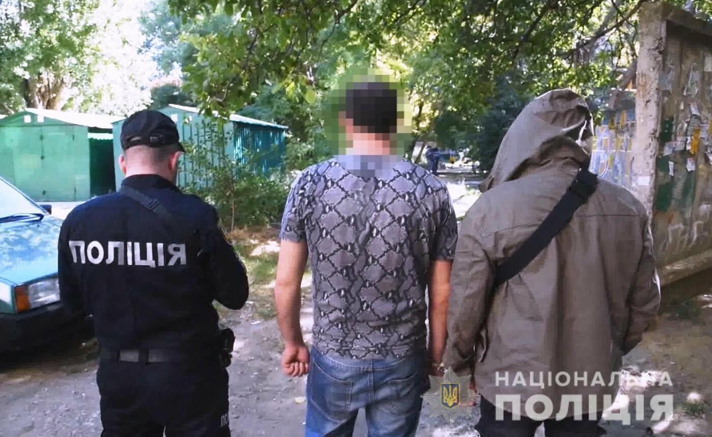 В Одессе иностранцы обокрали за час два автомобиля, - ФОТО, ВИДЕО  , фото-5