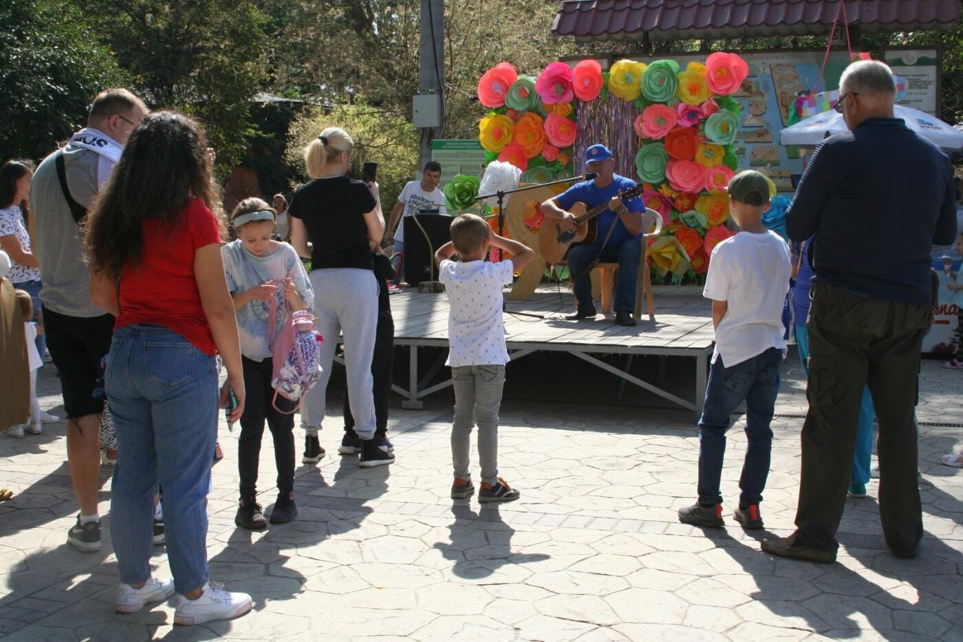 Одесскому зоопарку исполнилось 99 лет, как отмечали это событие горожане, - ФОТОРЕПОРТАЖ , фото-2