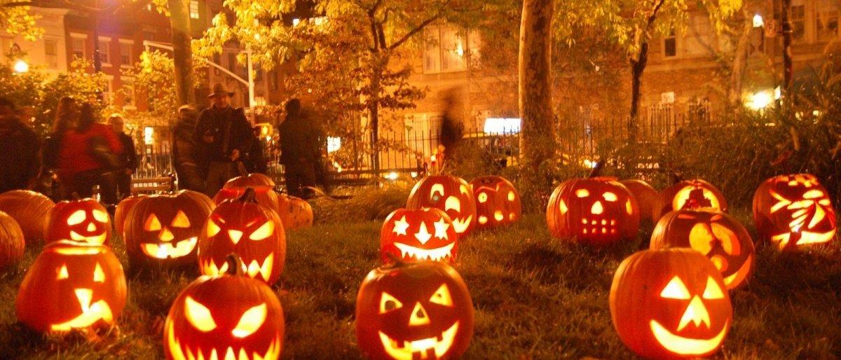 где праздновать хэллоуин в москве