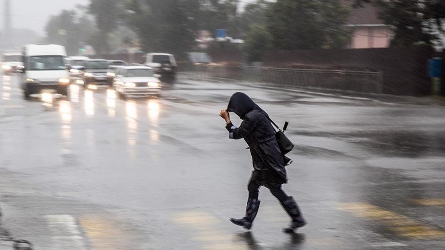 Штормовое предупреждение по Одессе: первый уровень опасности | Новости