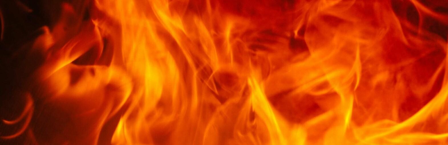 В Одесской области горел частный дом0