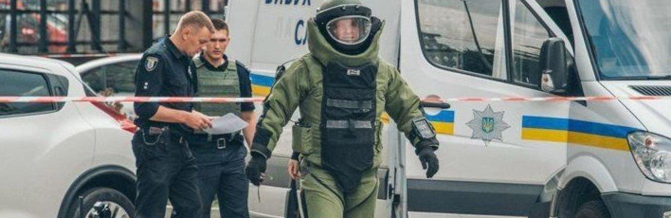 В Одессе полиция ищет взрывчатку на аллее в Аркадии0
