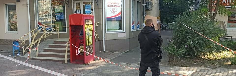 В Одессе рано утром в аптеке убили фармацевта,- ФОТО 18+0