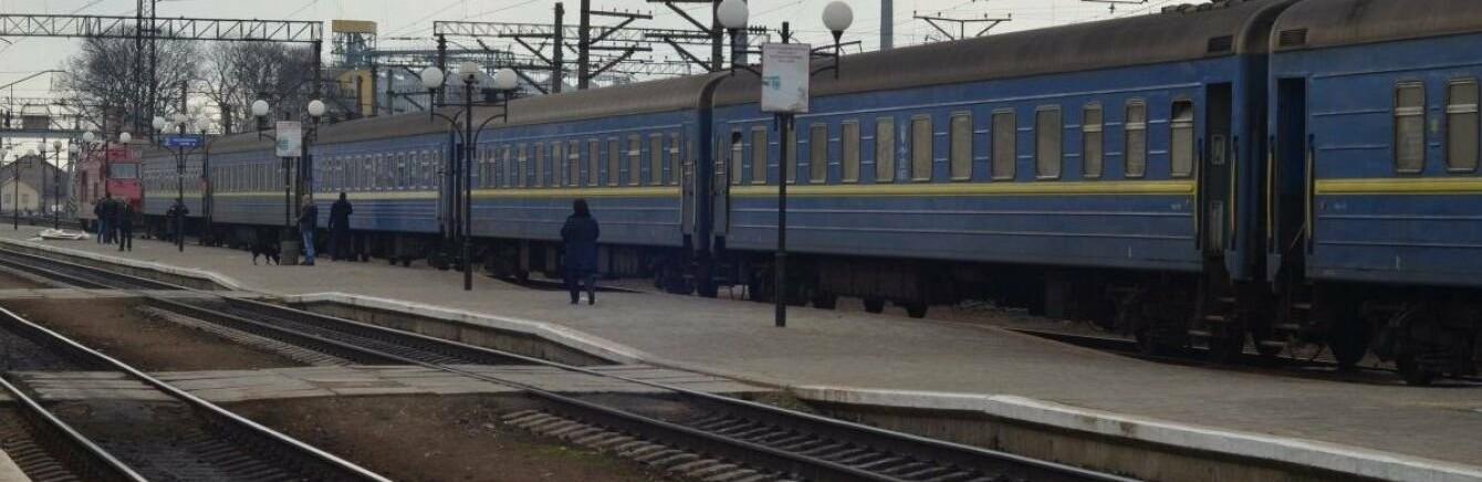 В Одесской области подросток совершил суицид, попав под поезд0