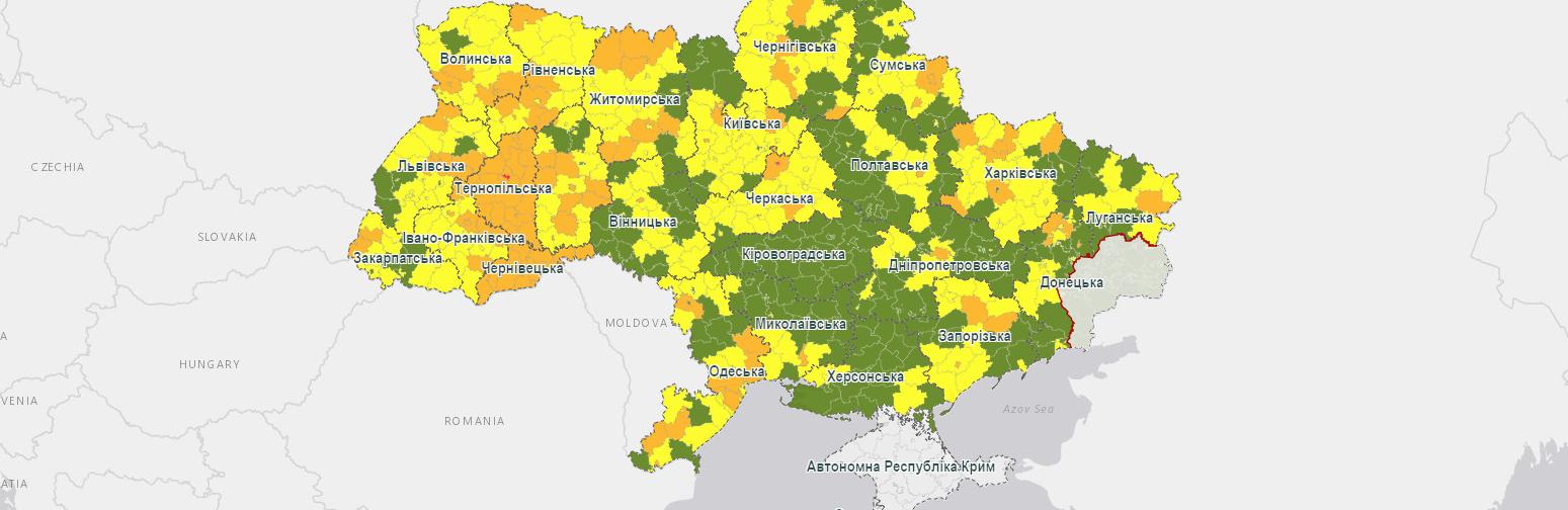 В Одесской области начали действовать новые карантинные зоны, - КАРТА, СПИСОК0