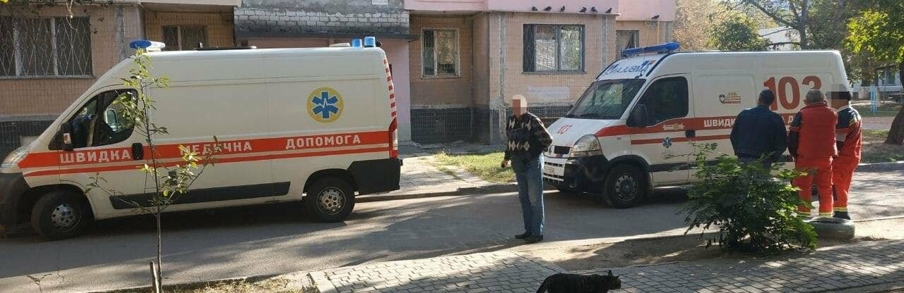 В Одессе мужчина пытался покончить с собой, наполнив квартиру газом, - ФОТО0