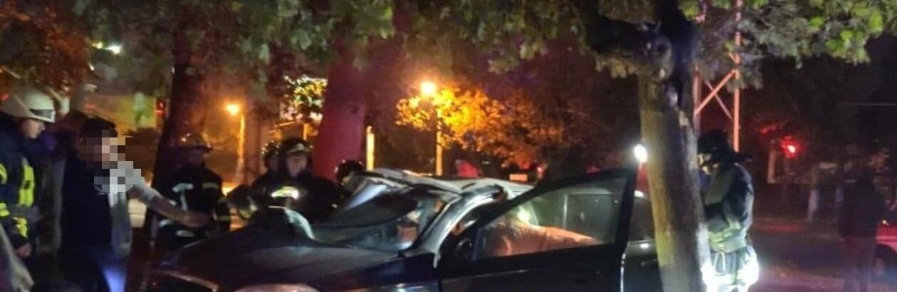 Серьезное ночное ДТП в Одессе: погибла пассажирка одного из автомоб...0