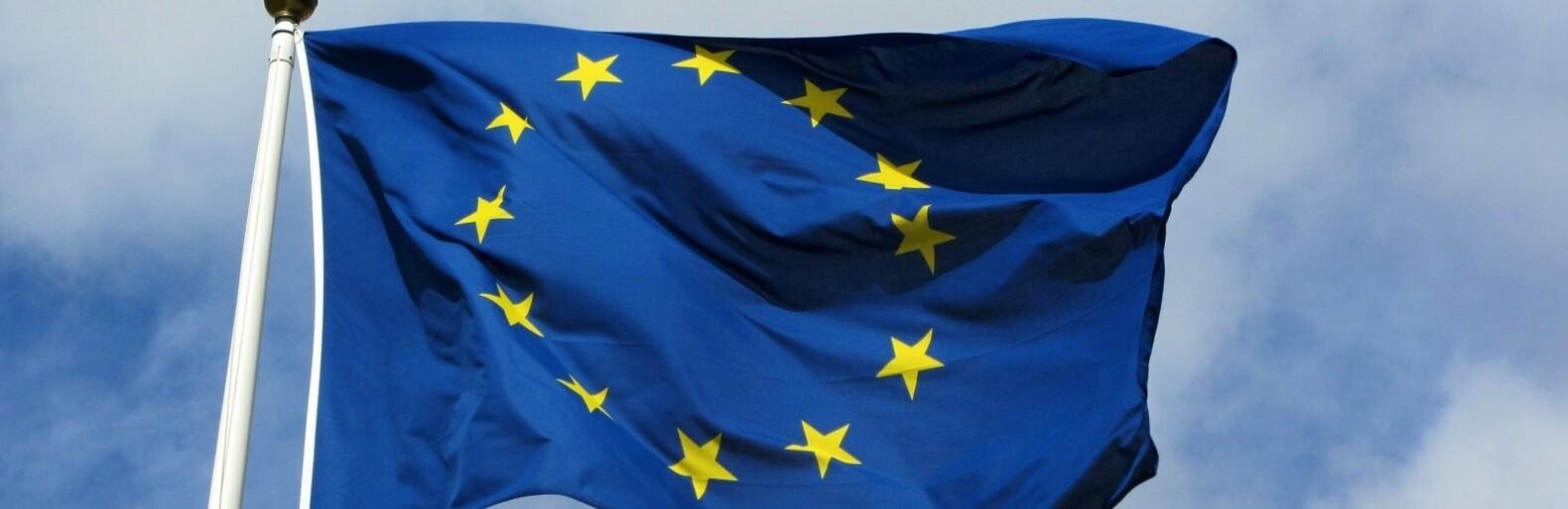 В Одессе вандалы танцевали на флаге ЕС: открыто уголовное производс...0