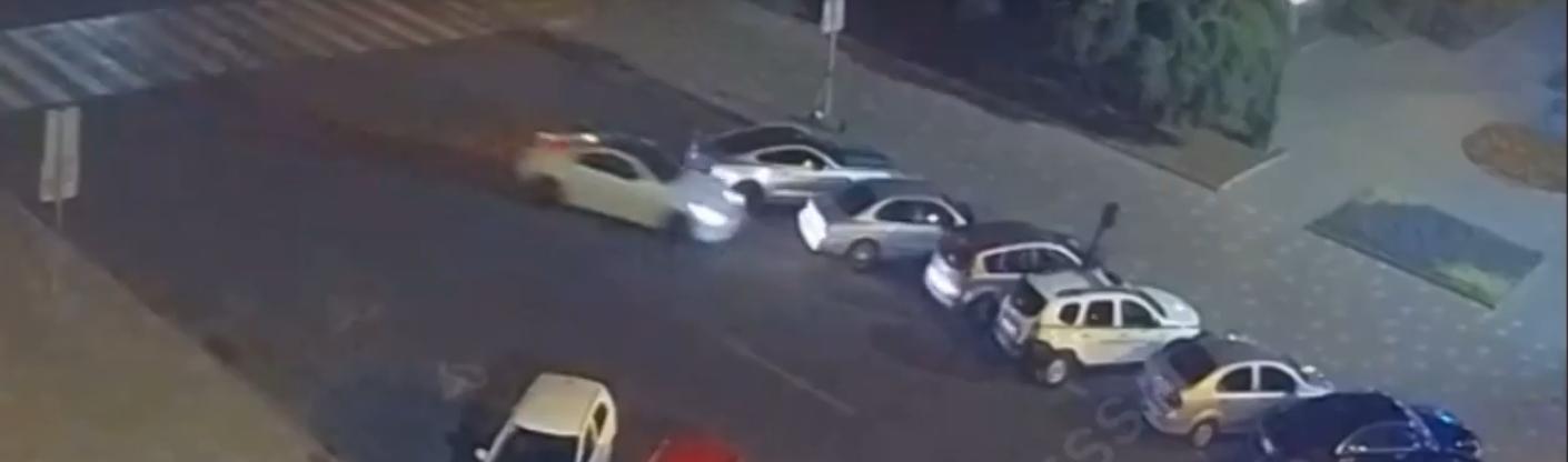 В Одессе дрифт закончился аварией, - ФОТО, ВИДЕО 0